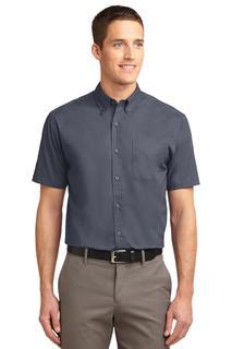 Port Authority® Short Sleeve Easy Care Shirt.-Port Authority