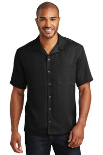 Port Authority Woven Shirts for Hospitality ® Easy Care Camp Shirt.-Port Authority