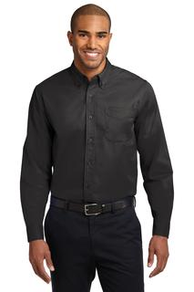 Port Authority Woven Shirts for Hospitality ® Long Sleeve Easy Care Shirt.-Port Authority