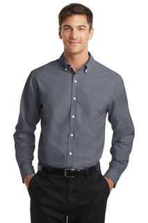 Port Authority® SuperPro Oxford Shirt.-Port Authority