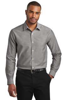 Port Authority ® Slim Fit SuperPro Oxford Shirt.-