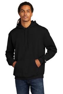Champion Eco Fleece Pullover Hoodie.-Jerzees