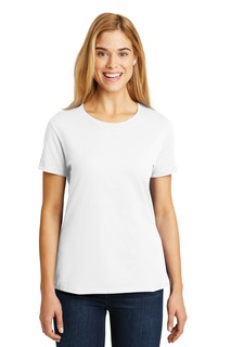 Hanes® - Ladies Nano-T® Cotton T-Shirt.