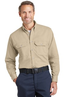 Bulwark EXCEL FR ComforTouch Dress Uniform Shirt.-