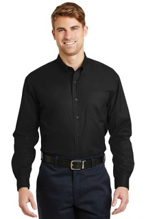 CornerStone® - Long Sleeve SuperPro Twill Shirt.-CornerStone