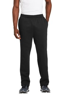 Sport-Tek Open Bottom Sweatpant.-