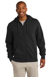 Sport-Tek® Full-Zip Hooded Sweatshirt.-