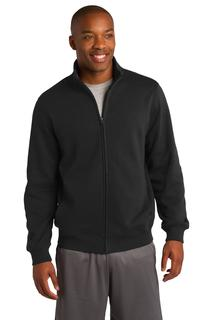 Sport-Tek Full-Zip Sweatshirt.-