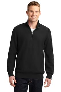 Sport-Tek Super Heavyweight 1/4-Zip Pullover Sweatshirt.-