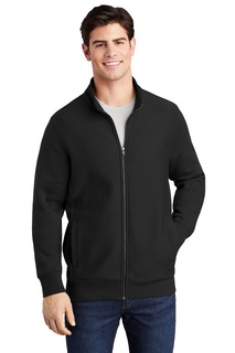 Sport-Tek Super Heavyweight Full-Zip Sweatshirt-