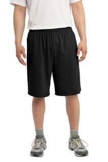Sport-Tek Jersey Knit Short with Pockets.-