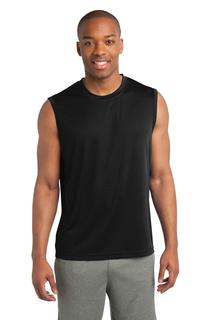 Sport-Tek Activewear T-Shirts for Hospitality ® Sleeveless PosiCharge® Competitor Tee.-Sport-Tek