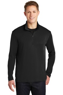 Sport-Tek® PosiCharge® Competitor 1/4-Zip Pullover.-