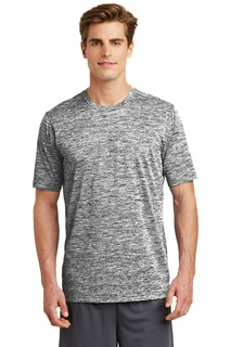 Sport-Tek® PosiCharge® Electric Heather Tee.-