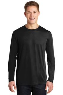 Sport-Tek® Long Sleeve PosiCharge® Competitor Cotton Touch Tee.-