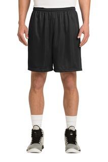 Sport-Tek® PosiCharge® Classic Mesh Short.-Sport-Tek