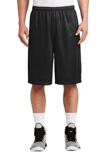 Sport-Tek® Extra Long PosiCharge® Classic Mesh Short.