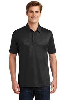 Sport-Tek Embossed PosiCharge Tough Polo.-Sport-Tek