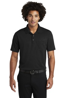 Sport-Tek ® PosiCharge ® RacerMesh ® Pocket Polo.-