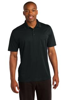 Sport-Tek® Micropique Sport-Wick® Pocket Polo.-