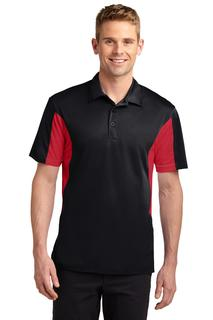 Sport-Tek Side Blocked Micropique Sport-Wick Polo.-