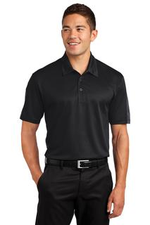 Sport-Tek® PosiCharge® Active Textured Colorblock Polo.