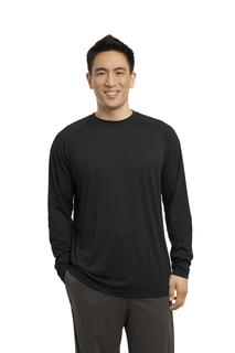 Sport-Tek® Long Sleeve Ultimate Performance Crew.-Sport-Tek