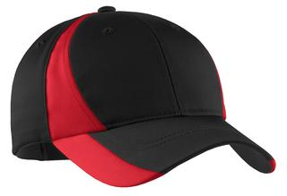 Sport-Tek Youth Dry Zone Nylon Colorblock Cap.-