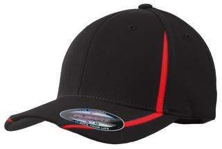 Sport-Tek® Flexfit® Performance Colorblock Cap.