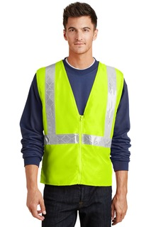Port Authority Enhanced Visibility Vest.-