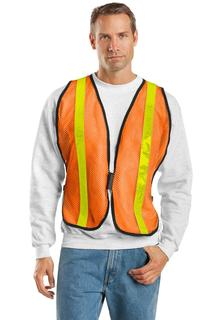 Port Authority® Mesh Enhanced Visibility Vest.-Port Authority