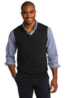 Port Authority Sweater Vest.-