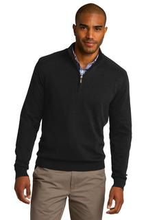 Port Authority® 1/2-Zip Sweater.-Port Authority
