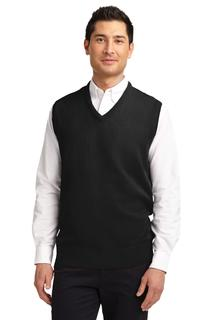 Port Authority® Value V-Neck Sweater Vest.-Port Authority