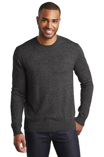 Port Authority ® Marled Crew Sweater.-Port Authority