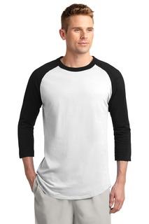 Sport-Tek® Colorblock Raglan Jersey.-Sport-Tek