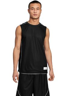 Sport-Tek Activewear T-Shirts for Hospitality ® PosiCharge® Mesh Reversible Sleeveless Tee.-Sport-Tek