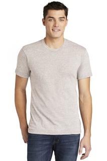 American Apparel Tri-Blend Short Sleeve Track T-Shirt.-Comfort Colors