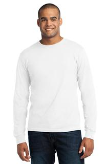 Port & Company - Long Sleeve All-American Tee.-