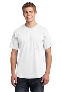 Port & Company - All-American Pocket Tee.-Port & Company