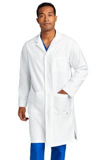 WonderWink Mens Long Lab Coat-