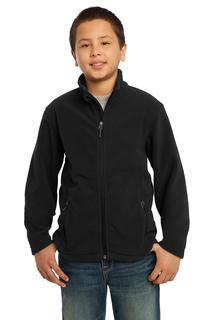 Port Authority® Youth Value Fleece Jacket.-Port Authority