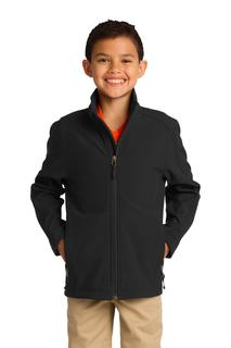 Port Authority® Youth Core Soft Shell Jacket.