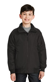 Port Authority® Youth Charger Jacket.