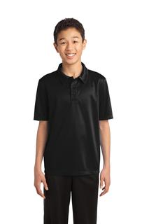 Port Authority® Youth Silk Touch Performance Polo.-Port Authority