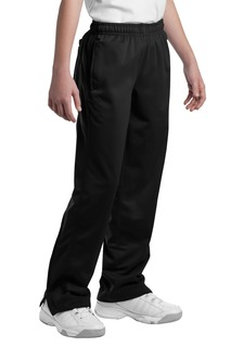 Sport-Tek® Youth Tricot Track Pant.-