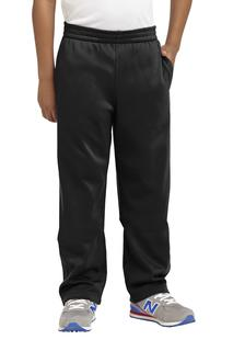 Sport-Tek Youth Sport-Wick Fleece Pant.-