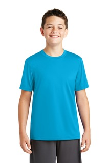 Sport-Tek® Youth PosiCharge® Tough Tee.-Sport-Tek