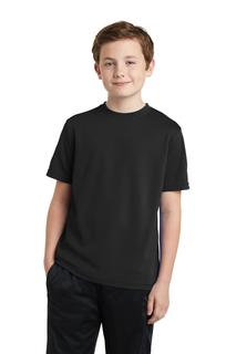 Sport-Tek® Youth PosiCharge® RacerMesh® Tee.-