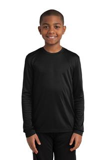 Sport-Tek® Youth Long Sleeve PosiCharge® Competitor Tee.-